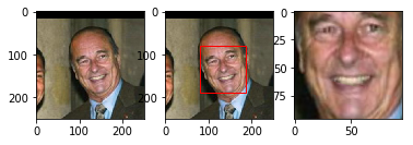 Deep face recognition with Keras, Dlib and OpenCV - Martin Krasser's